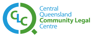 Central Queensland Community Legal Centre logo